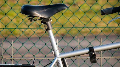 Sella della bici