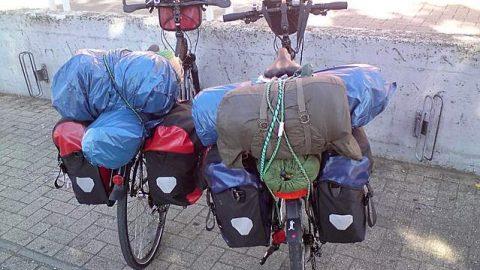 Bagaglio tende da campeggio