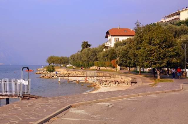 Percorso Lago di Garda