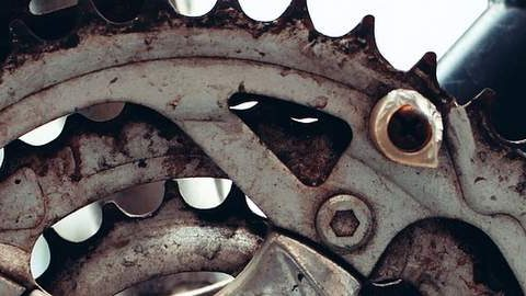 Corona bicicletta