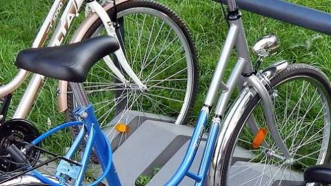 Portapacchi bici